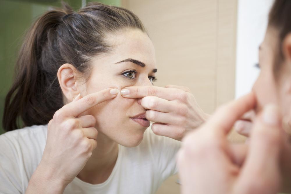 acné-sur-le-visage