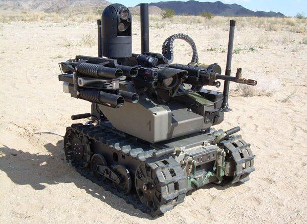Une intelligence artificielle militarisée