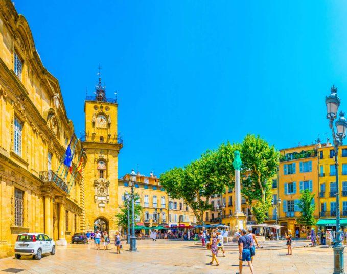 Immobilier d'entreprise à Aix-en-Provence