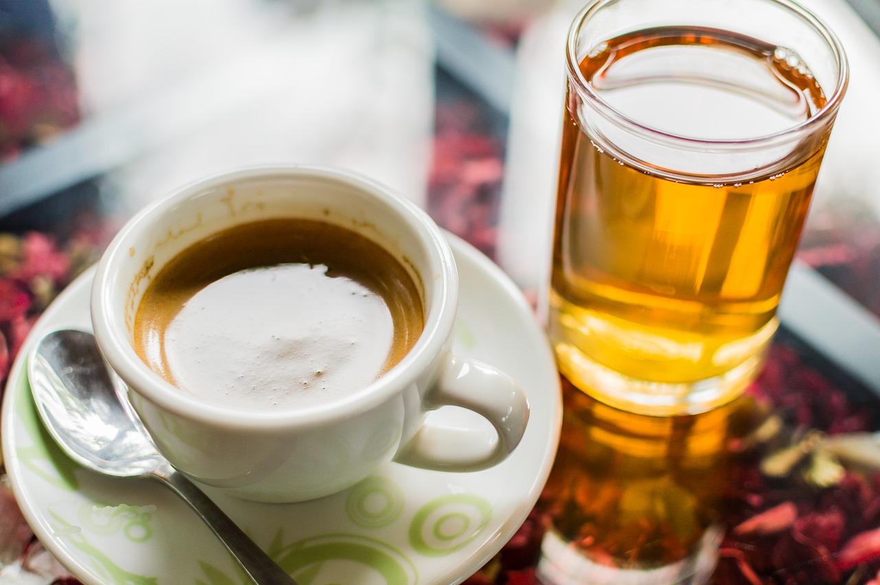 thé et café