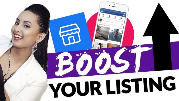Utiliser le Boost Marketplace Listing