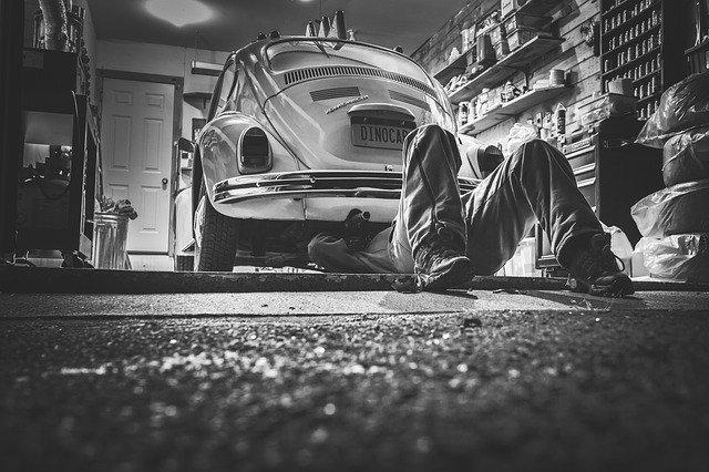Reprendre un garage automobile