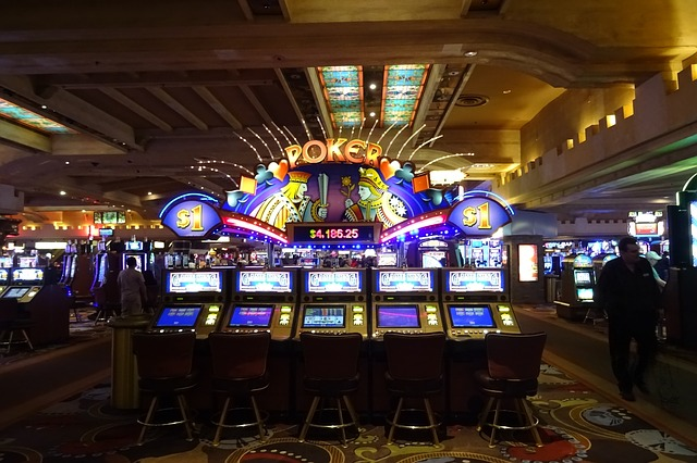 machine à sou Las Vegas