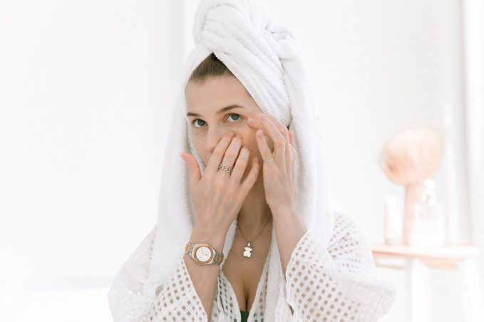 protocole soin du visage